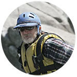 Sierra Mac rafting guide Gil Phelps