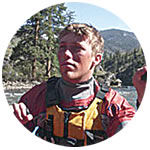 Sierra Mac rafting guide Jesse Wilfley