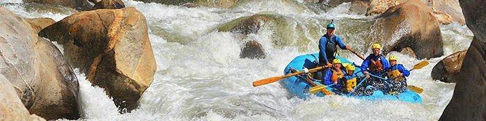 Cherry Creek / Upper Tuolumne Rafting