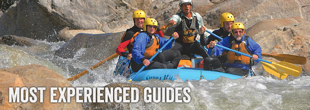 Most Experienced Guides