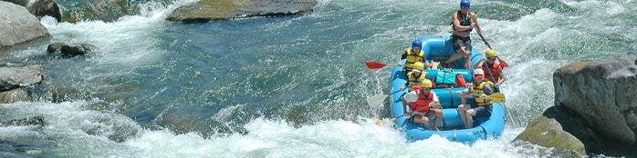 Merced River Rafting