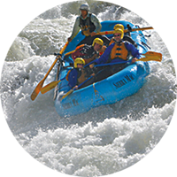 Yosemite River Rafting, Cherry Creek River Rafting