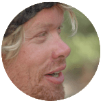 Experienced rafting guide Will Lundy