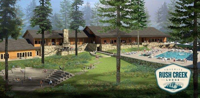 Rush Creek Lodge at Yosemite