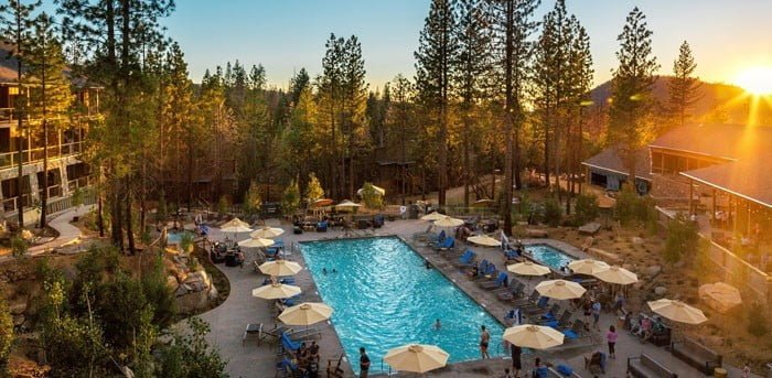 Rush Creek Resort at Yosemite