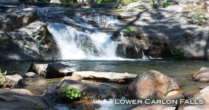 Exploring the Tuolumne River Region Northwest of Yosemite