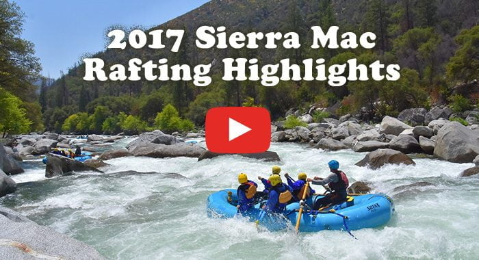 Sierra Mac Rafting Highlights Video