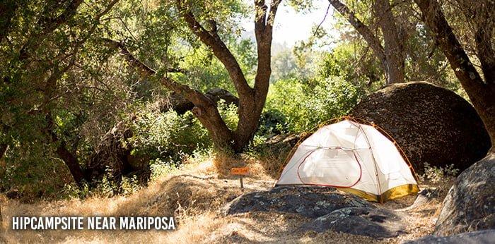 HipCamp Campsite near Mariposa